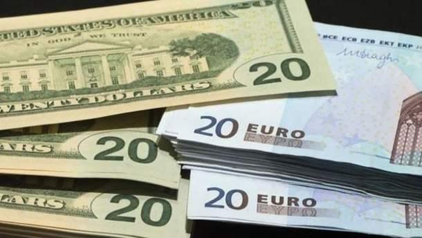 Курс валют НБУ на 23 октября: доллар растет, евро – без изменений
