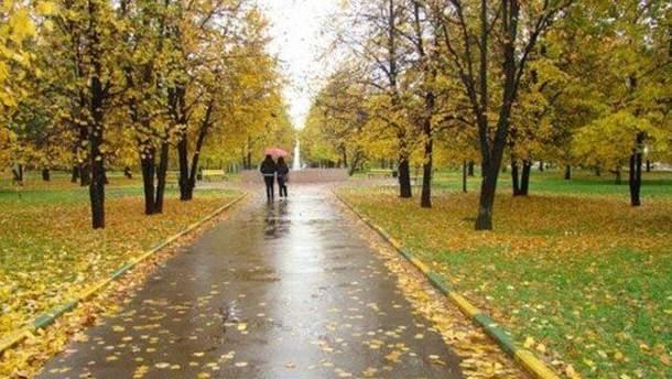 Погода в субботу, 21 октября, в Украине