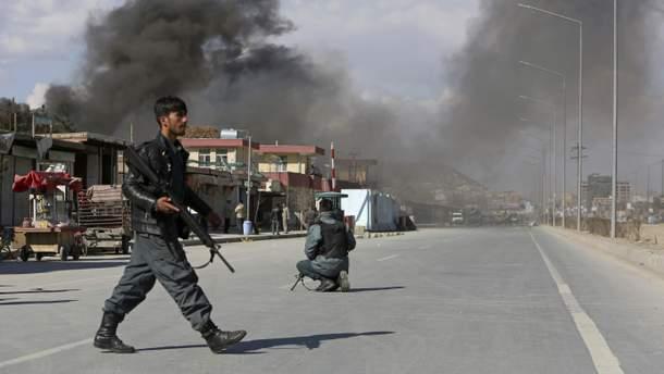 Вибух пролунав у західній частині Кабула (ілюстрація)
