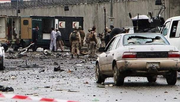 В Афганістані стався теракт