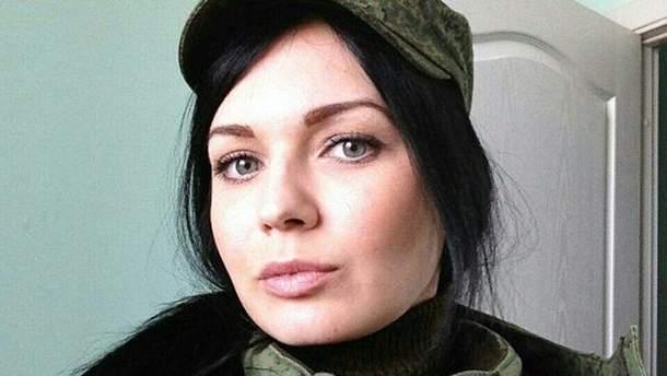 Погибшая террористка Анастасия Ткачева