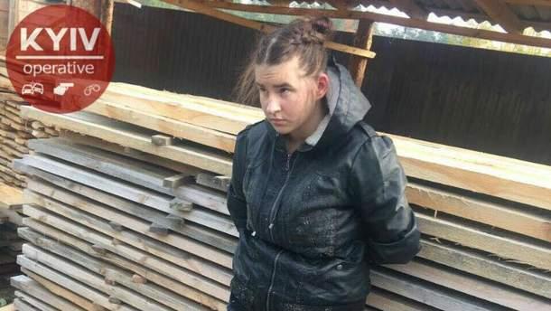 Похищение ребенка в Киеве на Оболони