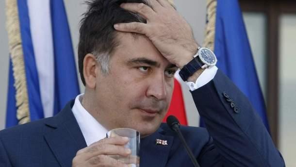 Саакашвили заявил, что его экс-охранника схватили неизвестные