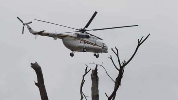 У Кенії вертоліт із журналістами впав в озеро, 5 загиблих