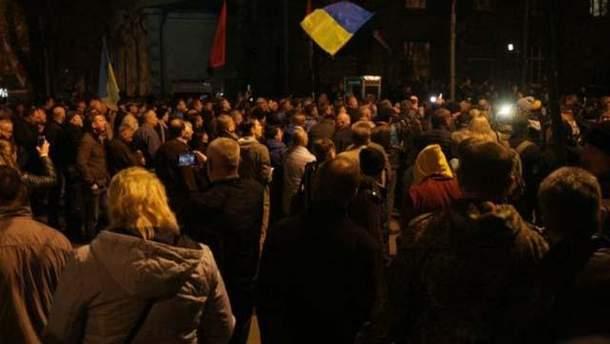 Протестувальники озвучили новий ультиматум Порошенку