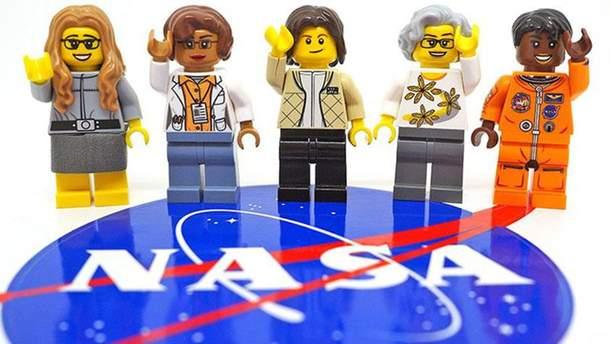 Колекція іграшок Lego присвячена жінкам NASA