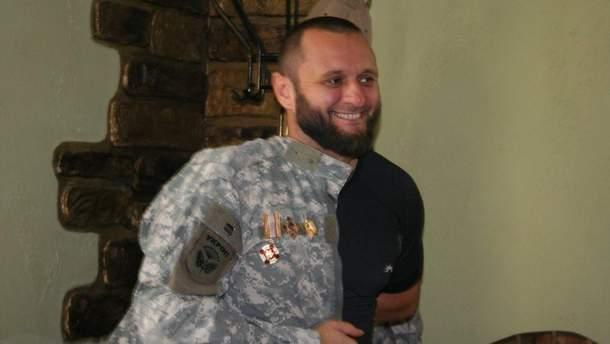 Погибший боец Руслан Яцюк