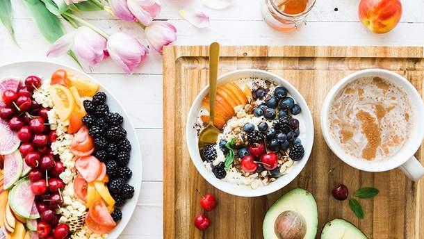 Міфи про здорове харчування