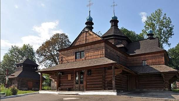Благовещенский храм УПЦ в Коломые
