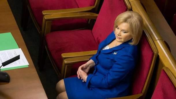 Оксана Билозир стала нардепом в мае 2016-го