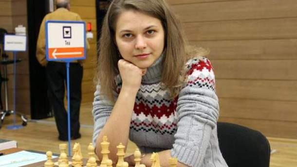 Анна Музычук выиграла чемпионат Европы по быстрым шахматам