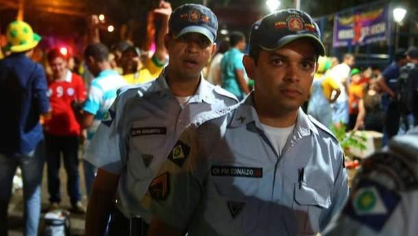Правоохоронці Бразилії
