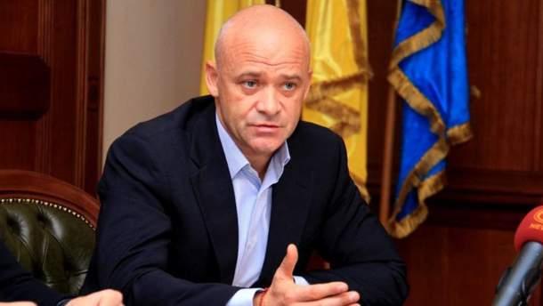 Мэр Одессы – Геннадий Труханов