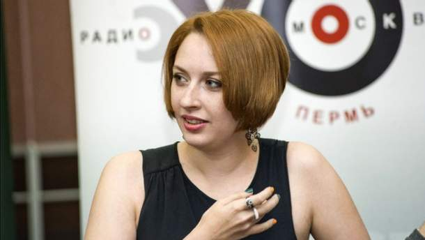 Невідомий з ножем напав на журналістку