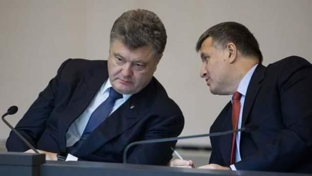Аваков прокоментував чутки про сварку з Порошенком