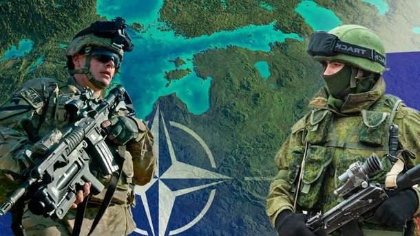 У НАТО достатньо військової потуги задля стримування Росії