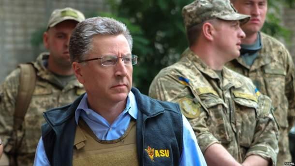 Спецпредставник США приїде до Києва