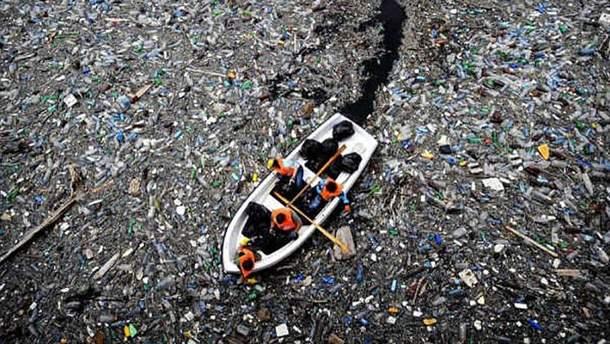 Кількість сміття у Світовому океані: шокуючі цифри