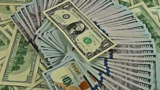 Курс валют НБУ на 24 октября: доллар дорожает, евро падает в цене