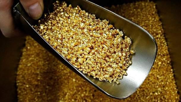 Махінації на родовищах золота на Закарпатті