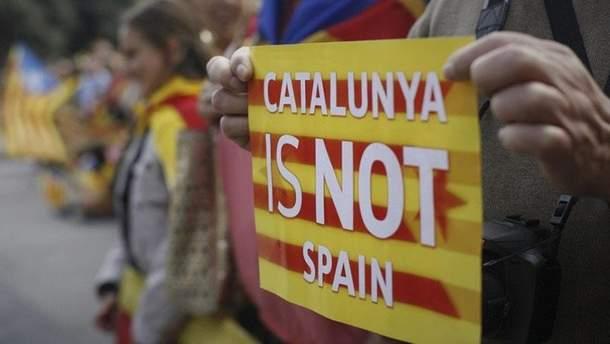 Відокремлення Каталонії від Іспанії