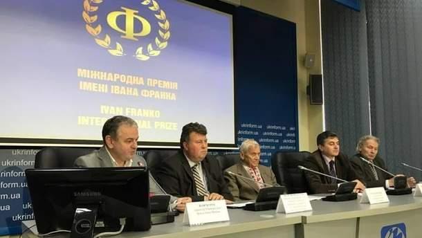 """Пресс-конференция в """"Укринформе"""""""