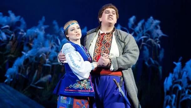 "Опера ""Запорожець за Дунаєм"""