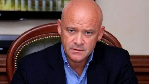 Труханов розповів про обшуки у своєму кабінеті