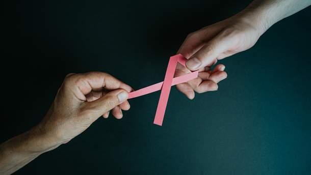 Рак молочної залози: симптоми, причини та стадії раку грудей