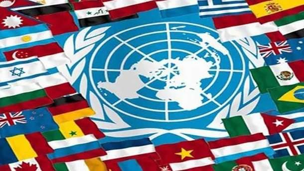 ООН назвали неутешительные данные относительно территории АТО