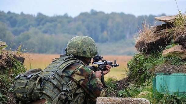 В Армении военный застрелил собрата
