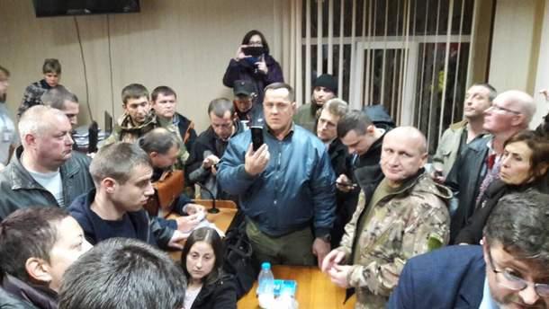 Суд по делу над Коханивским