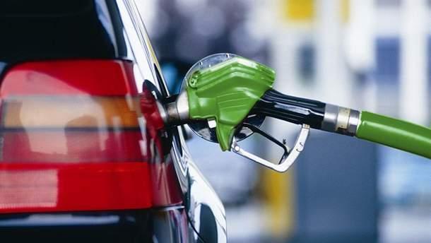 Зниження ціни на бензин