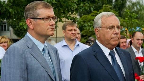 Олександр та Юрій Вілкул