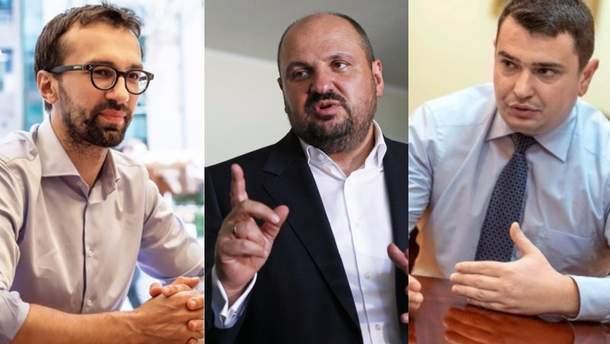 Розенблат подал в суд на Сытника и Лещенко