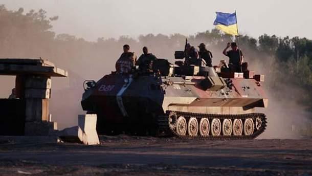 Готовності до звільнення Донбасу військовим шляхом немає