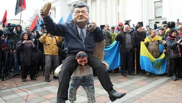 Что показали протесты под Верховной Радой?