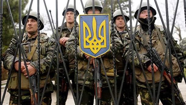 Росія має право інспектувати військові частини України