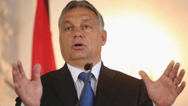 """Орбан назвал Центральную и Восточную Европу """"зоной без мигрантов"""""""