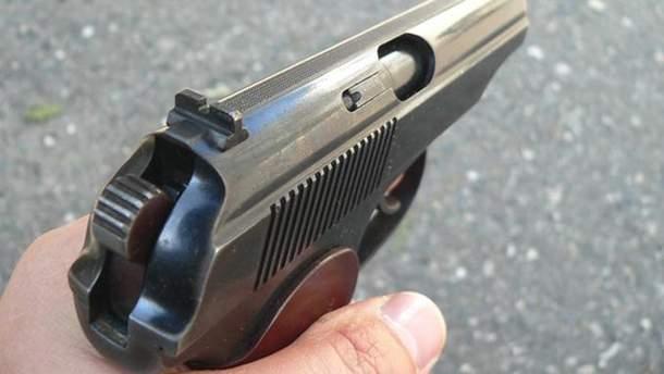 На Львовщине застрелился мужчина