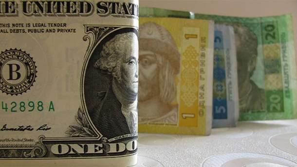 Готівковий курс валют 24 жовтня в Україні