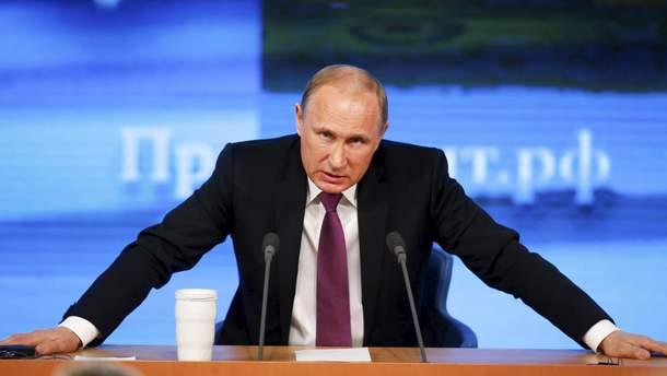 """Міф про """"про великого і жахливого"""" Путіна не обґрунтований"""