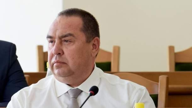 """Главарь """"ЛНР"""" Игорь Плотницкий"""
