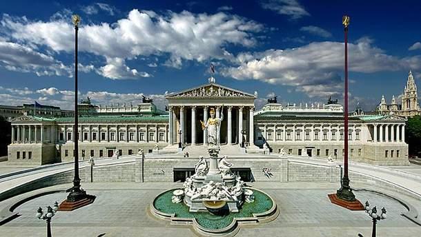 Австрийский парламент готовится к политическим изменениям