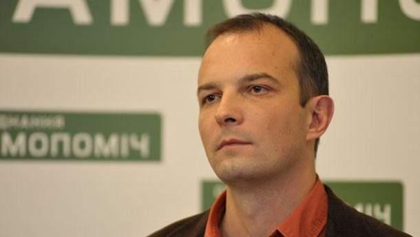 Соболєв не проти позбавитися депутатської недоторканності