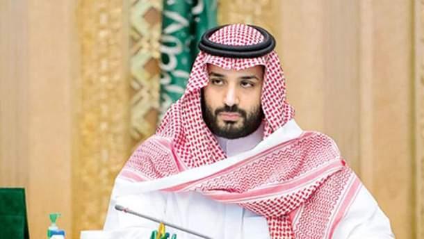 Мухаммед ібн Салман Аль Сауд