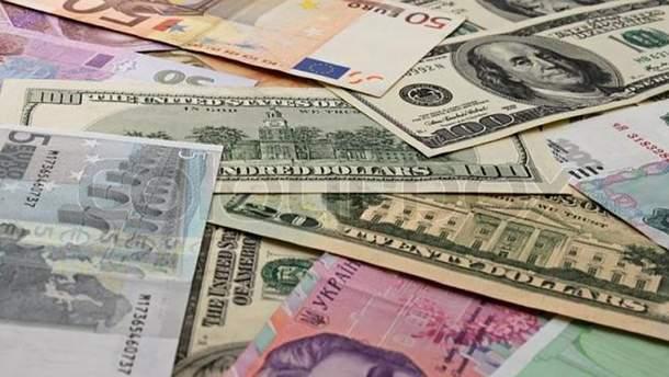 Наличный курс валют 25 октября в Украине