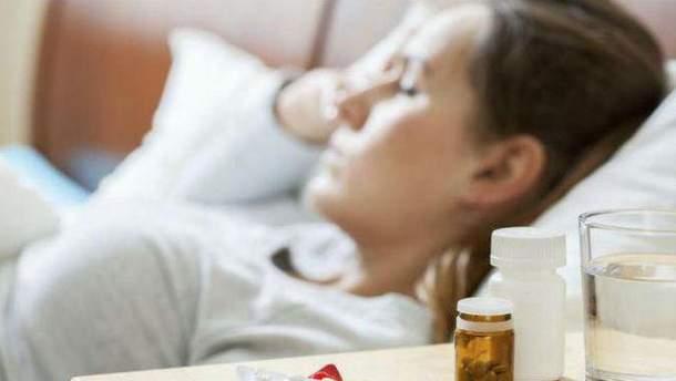 У Києві 14 тисяч хворих на грип
