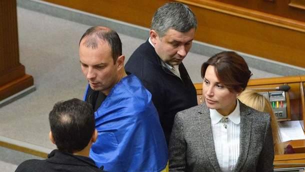 Єгор Соболєв проголосує за зняття з себе недоторканності
