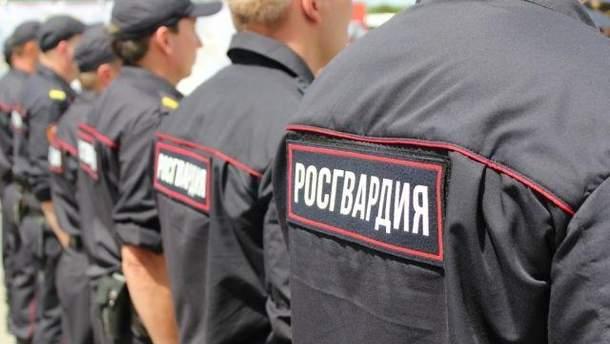 Перехід через Керченську протоку охоронятиме морська бригада Росгвардії